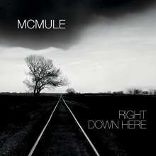 Mcmule: Right Down Here, CD
