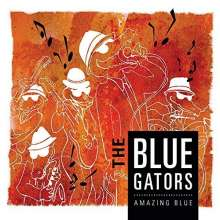 Blue Gators: Amazing Blue, CD