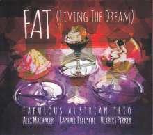 Alex Machacek, Raphael Preuschl & Herbert Pirker: Living The Dream, CD