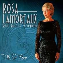 Rosa Lamoreaux: Oh, So Nice, CD