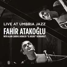 Fahir Atakoglu: Live At Umbria Jazz 2010, CD
