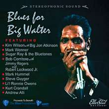 Blues For Big Walter, CD