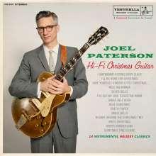 Joel Paterson: Hi-Fi Christmas Guitar, CD