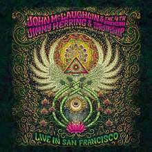 John McLaughlin & The 4th Dimension, Jimmy Herring & The Invisible Whip: Live In San Francisco 2017, CD