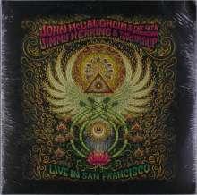 John McLaughlin (geb. 1942): Live In San Fransisco, 2 LPs