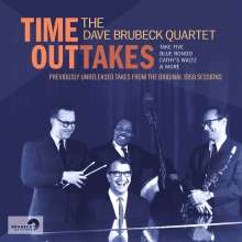 Dave Brubeck (1920-2012): Time Outtakes, LP