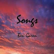 Ben Garen: Songs, CD