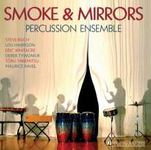 Smoke & Mirrors Percussion Ensemble, CD