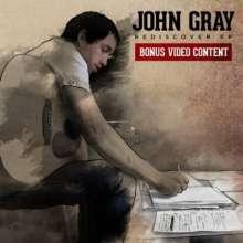 John Gray: Rediscover-Ep, CD