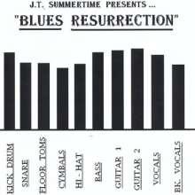 J.T. Summertime: Blues Resurrection, CD