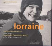 Lorraine Hunt Lieberson - Lorraine, CD