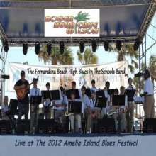 Roger 'Hurricane' Wilson: Live At The 2012 Amelia Island Blues Festival, CD
