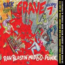 Back From The Grave Vol.7 (Re-Recorded), CD