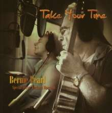 Bernie Pearl: Take Your Time, CD