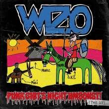 Wizo: Punk gibt's nicht umsonst! Teil III (Limited Edition) (Green Vinyl), 2 LPs