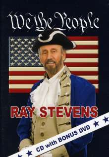Ray Stevens: We The People (DVD + CD), 2 DVDs