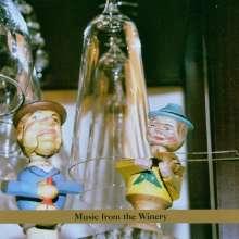 David Krakauer (geb. 1956): Music From The Winery, CD
