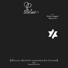 Masada: Stolas: The Book Of Angels Vol. 12, CD