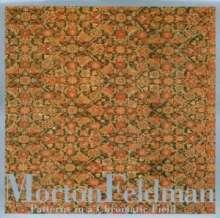 Morton Feldman (1926-1987): Patterns In A Chromatic Field, CD