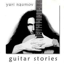 Yuri Naumov: Guitar Stories, CD
