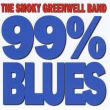 Smoky Greenwell: 99percent Blues, CD