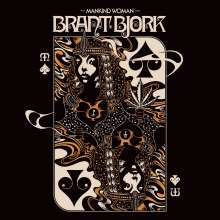 Brant Bjork: Mankind Woman (Limited-Edition) (Gold Vinyl), LP
