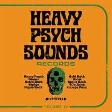 HPS Compilation Vol.IV, CD