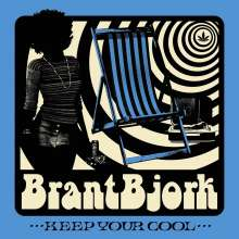 Brant Bjork: Keep Your Cool (Limited-Edition) (Colored Vinyl), LP