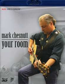 Mark Chesnutt: Your Room: Live June 12, 2010 At Zipper Auditorium, Los Angeles, Blu-ray Disc