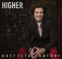 Patricia Barber (geb. 1956): Higher, CD