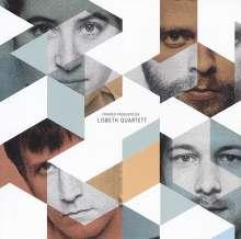 Lisbeth Quartett: Framed Frequencies, CD