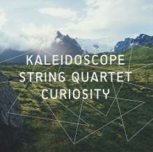 Kaleidoscope String Quartet: Curiosity, CD