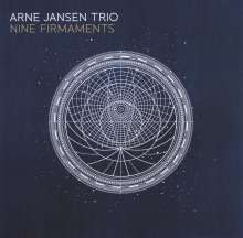 Arne Jansen (geb. 1975): Nine Firmaments, CD