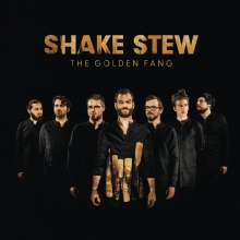 Shake Stew: The Golden Fang, CD