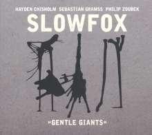 Slowfox: Gentle Giants, CD