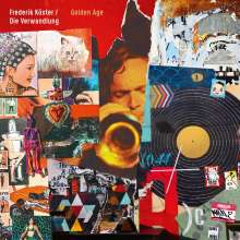 Frederik Köster (geb. 1977): Golden Age, CD