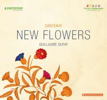 Guillaume Dufay (1400-1474): New Flowers, CD