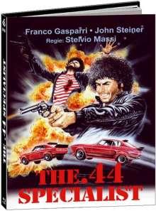 The .44 Specialist (Blu-ray im Mediabook), Blu-ray Disc