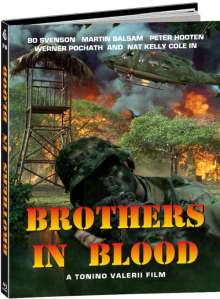 Brothers in Blood - Savage Attack (Blu-ray im Mediabook), Blu-ray Disc
