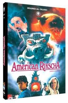 American Rikscha (Blu-ray & DVD im Mediabook), Blu-ray Disc