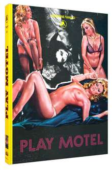 Play Motel (Blu-ray & DVD im Mediabook), 1 Blu-ray Disc und 2 DVDs