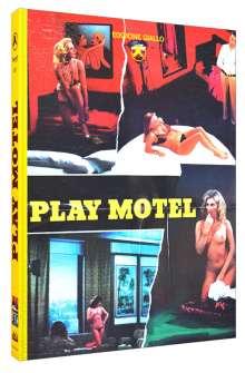 Play Motel (Blu-ray & DVD im Mediabook), 3 Blu-ray Discs