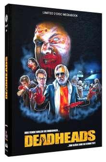 Deadheads (Blu-ray & DVD im Mediabook), 1 Blu-ray Disc und 1 DVD