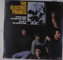 The Electric Prunes: I Had Too Much To Dream Last Night, LP