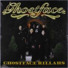 Ghostface Killah: Ghostface Killahs, LP