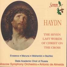 Joseph Haydn (1732-1809): Die sieben letzten Worte, CD