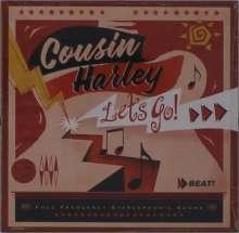Cousin Harley: Let's Go!, CD