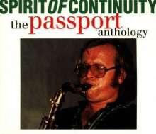 Passport / Klaus Doldinger: The Passport Anthology, 2 CDs
