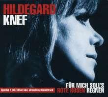 Hildegard Knef: Für mich soll's rote Rosen regnen, 7 CDs