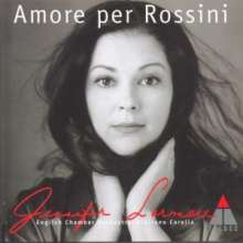 Jennifer Larmore - Amore per Rossini, CD